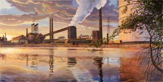 American Landscape II