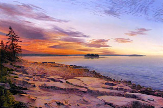 Schoodic Harbor II