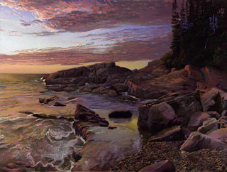 Sunrise, Ocean Drive II