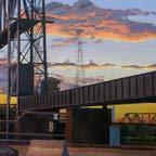 Steelyard Bridge