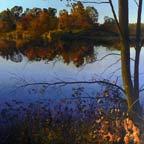 Kent Lake from the Bridge