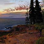 Sunrise, Ocean Drive